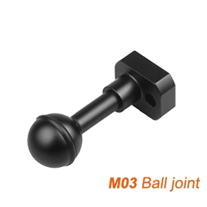 M03 BALL MOUNT - Sea & Sea
